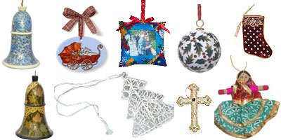 Jindal Crafts provides the best quality Christmas decorations and ornaments to meet your unique and creative ideas to impress your visitors. Our products are designed by a group of artists who are dedicated to creating unique and cheerful Christmas orname