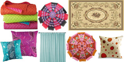 Get the best home furnishing products from Jindal Crafts' online catalogue and beautify your dream home. Handmade bedspreads, oriental carpets and rugs, colorful cushion covers, hand weaved table spreads, and a lot more is eagerly awaiting exploration.