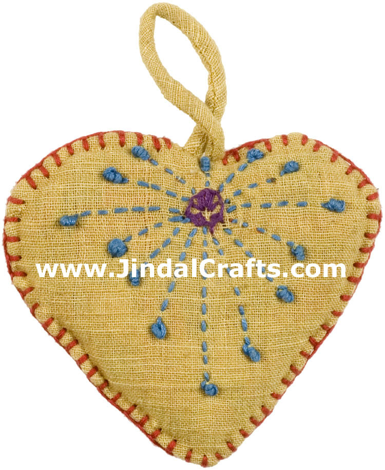 Hand Embroidered Designer Handbag Purse from India