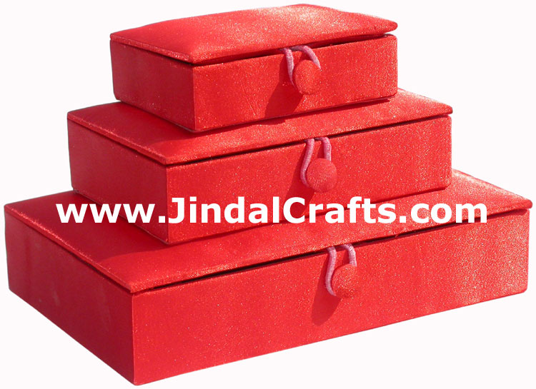 Handmade Multi Purpose Gift Box Packing Box Indian Rich Handicraft Craft