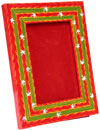 Photo Frame - Hand Painted Decorative Indian Art