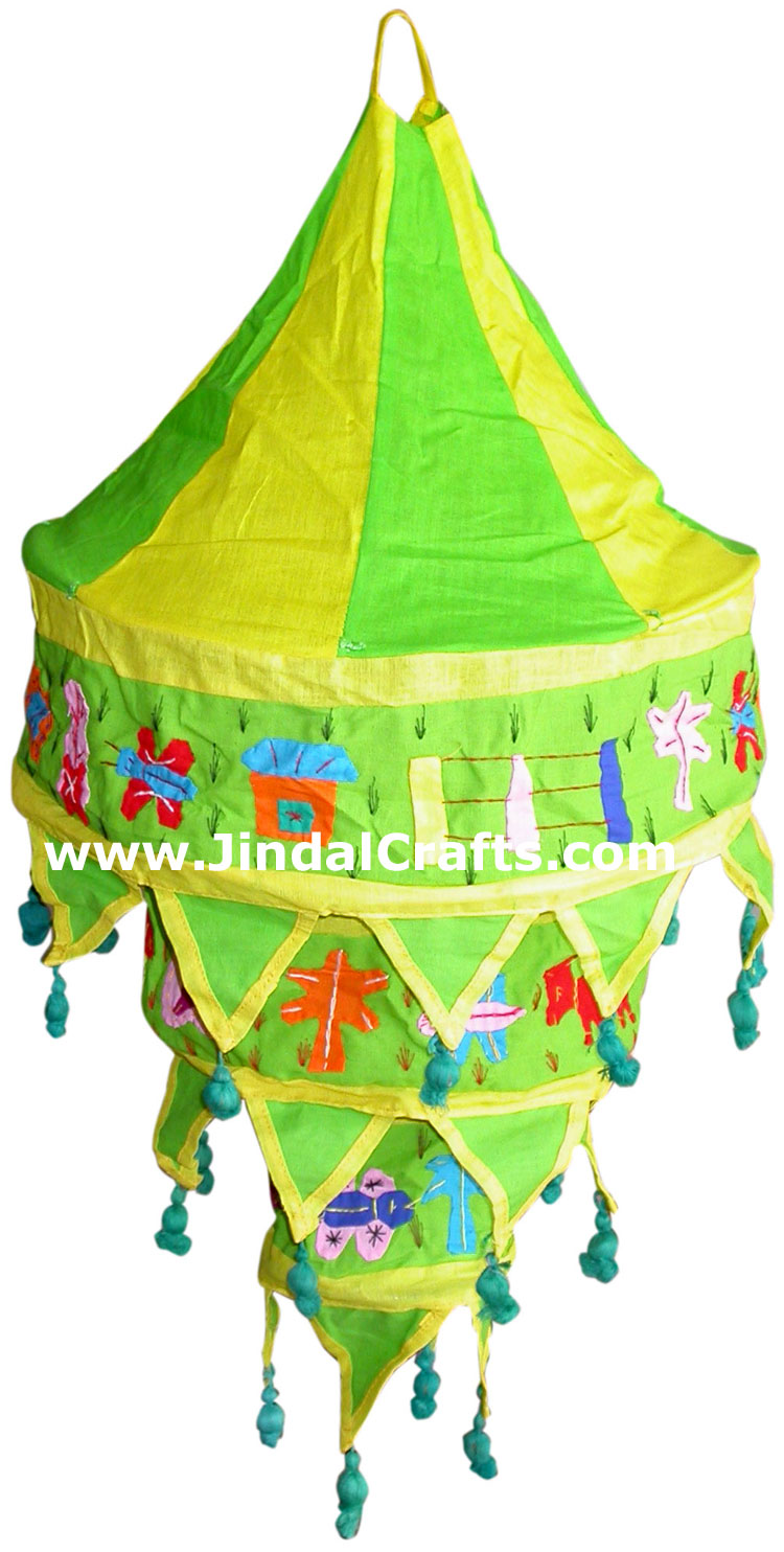 Lamp Shade Hand Crafted India Handicrafts Home Decor