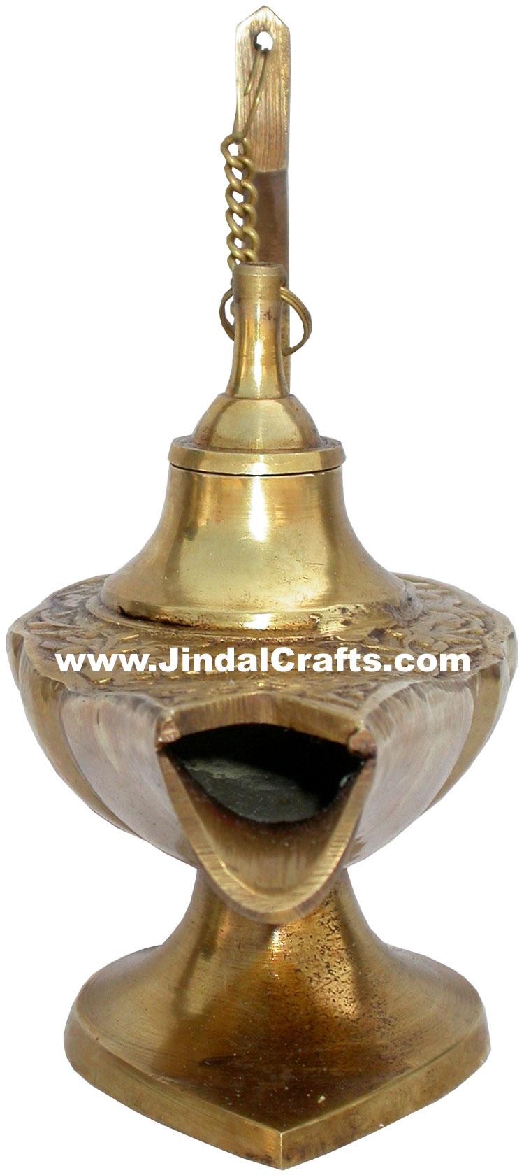 Magic Lamp Aladdin Disney Chirag Metal Craft Home