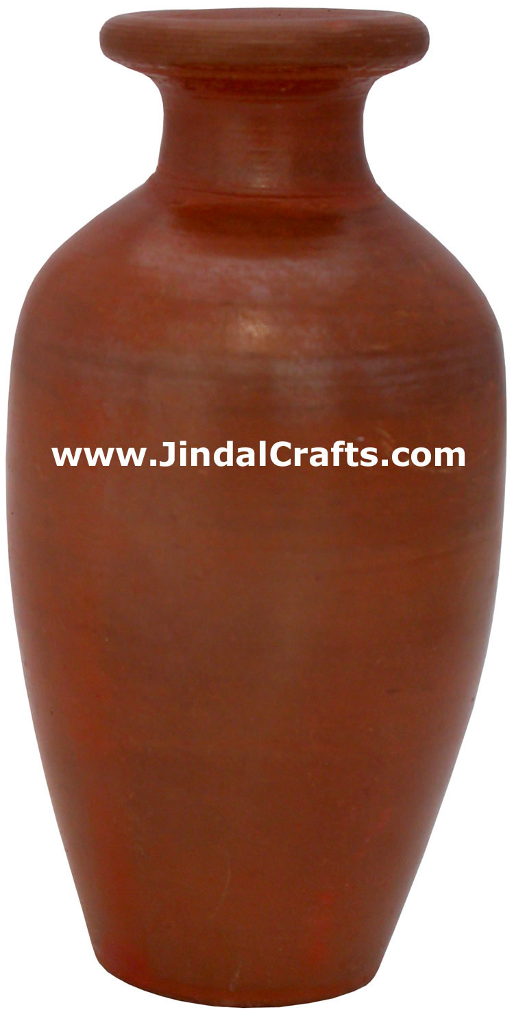 Terracotta Vase Hand made Decorative Art