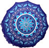 Embroidered Garden Parasol - Cotton Made Indian Art