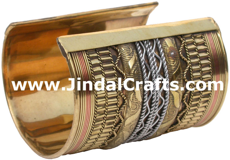 Cuff - Costume Fashion Jewelry Jewellary from India