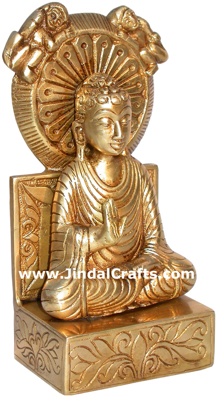 Buddha figurines buddhism artifacts home decor statues for Buddha decorations for the home