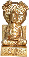 Buddha Figurines Buddhism Artifacts Home Decor Statues
