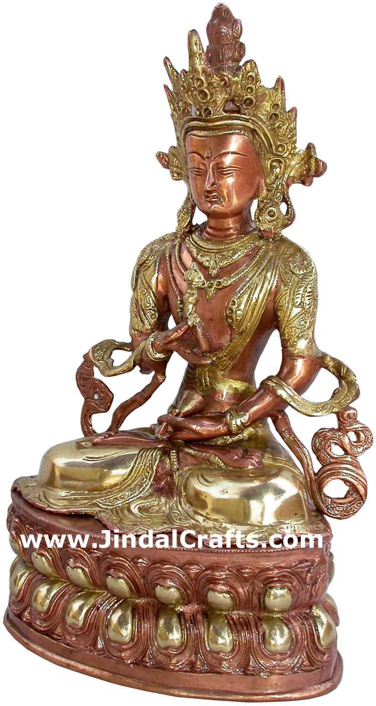 Medicine Buddha Tiebaten Buddhism Handicraft Home Decor