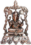 Lord Ganesha Home Decoration Indian God Figurines Craft