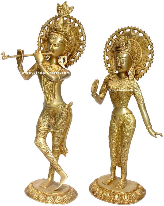 the strong figures of the hindu goddesses