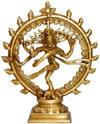 Natraja Lord Dancing Shiva Indian God Home Decoration