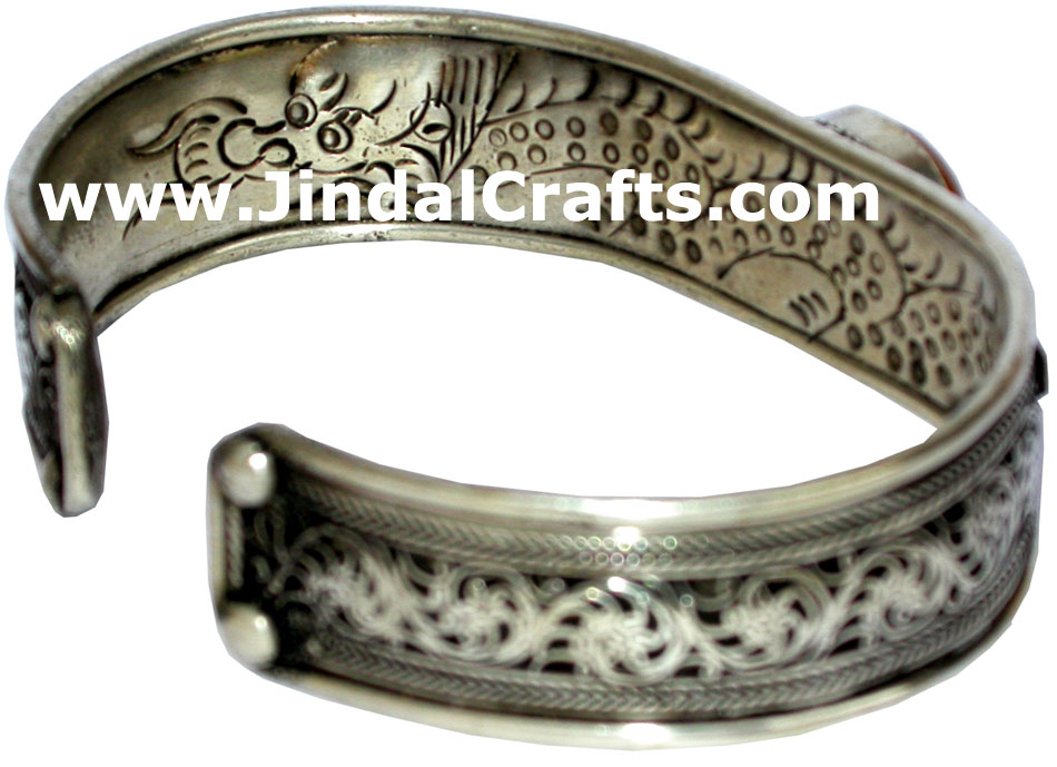 Tibetan Religious Bracelet - Indian Art Craft Handicraft Artifact