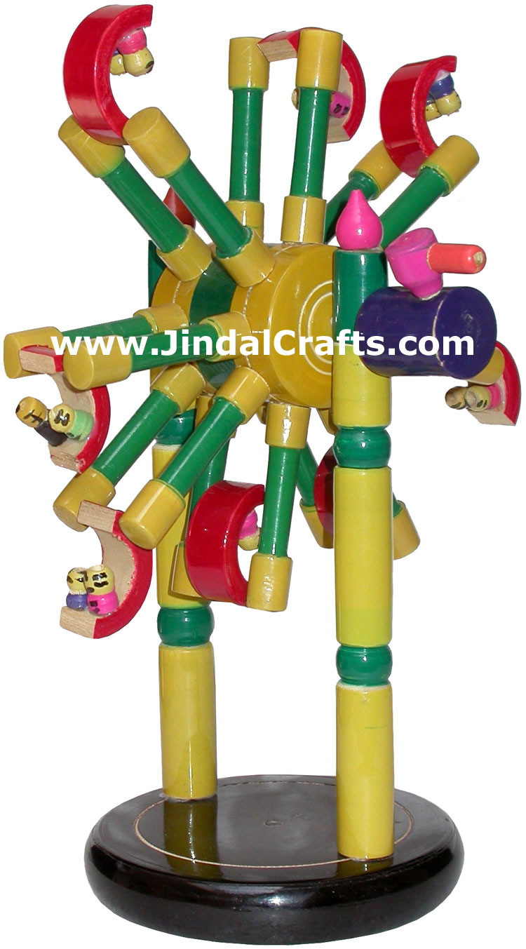 Wooden Toys Toys For Joys : Joy ride handmade wooden toy from india