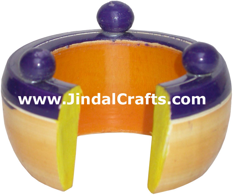 Kitchen Set - Handmade Wooden Toy from India