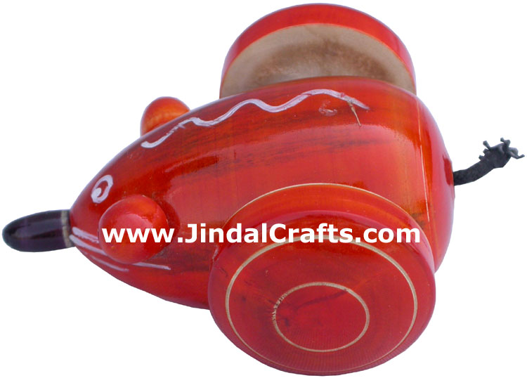 Wooden Toy - Indian Art Craft Handicraft Traditional Toys
