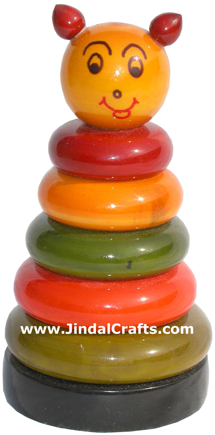 Abacus Vegetable Color based Wooden Hand Crafted Toys